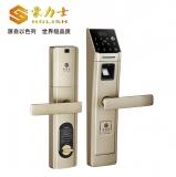 D5688F-时尚银智能门锁