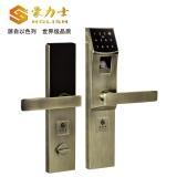 D3310F-青古铜防盗智能锁
