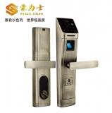 D5688F-青古铜指纹密码锁