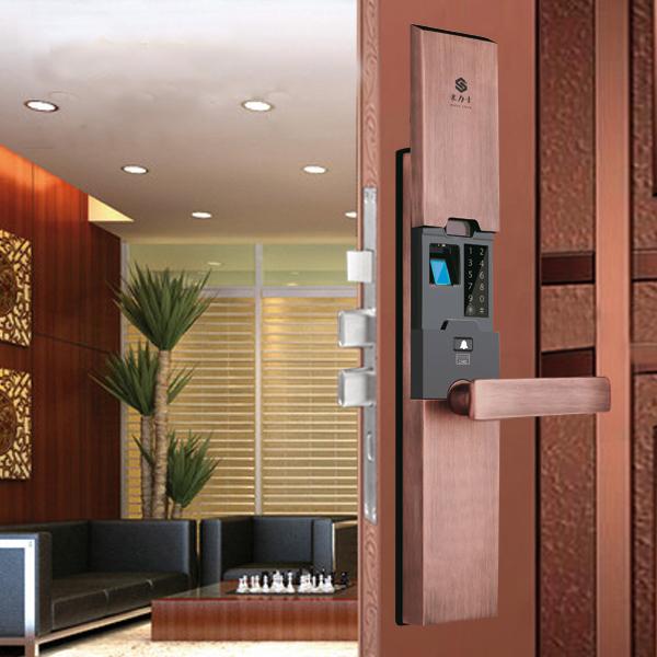 酒店智能锁的需求介绍_豪力士智能锁