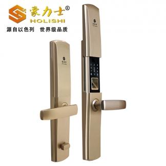 豪力士指纹锁厂家新品上市D1880F