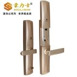 豪力士2017新品上市D9001智能锁