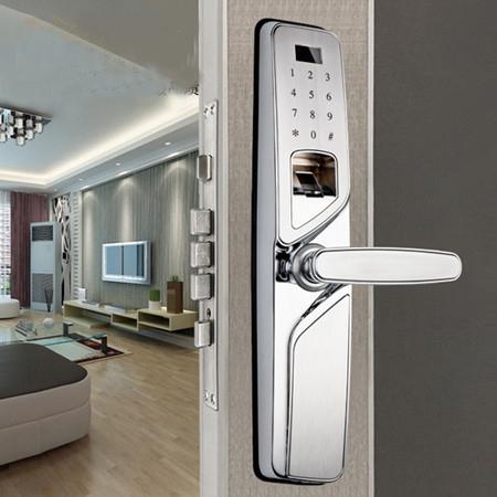 室内智能锁_豪力士智能锁