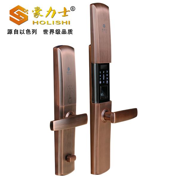 智能门锁与传统电子锁的区别_豪力士智能锁