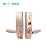 i3013F-时尚银智能指纹锁