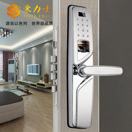 智能防盗门指纹锁是否安全?