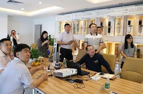 2017,豪力士营收2.4亿,中控智能锁...